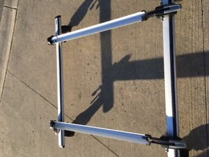 Thule Roof Rack with Bike Carriers