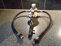 COMAP CLESSE 80 AUTOMATIC PROPANE CHANGEOVER REGULATOR WITH OPSO