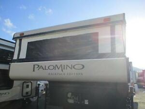 2016 PALOMINO 800SS TRUCK CAMPER