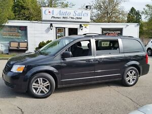 2010 Dodge Grand Caravan FULL STOW AND GO SEATING