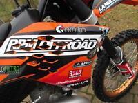 KTM SX 250 2007 MX MOTOCROSS BIKE