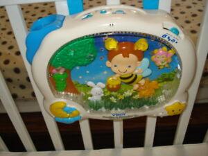 Crib Musical Box For Babies