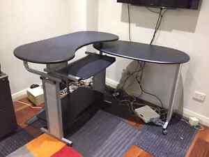 Corner Foldable Desk Hurstville Hurstville Area Preview