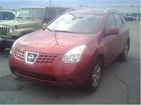 2008 Nissan Rogue S AWD, Only 148kms !! 3 YRS WARRANTY