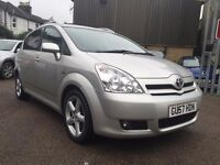 Toyota Corolla Verso 2.2 D-4D T180 5dr one owner