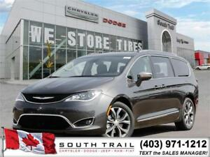 2018 Chrysler Pacifica Limited NAV.BACK-UPCAM, LEATHER $150W/K