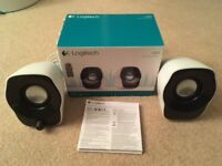 Logitech z120 Laptop Speakers