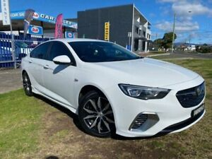 2018 Holden Commodore ZB RS White 9 Speed Automatic Liftback Dapto Wollongong Area Preview