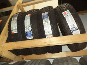 BFG All-Terrain T/A KO LT225/75R16, set of 4