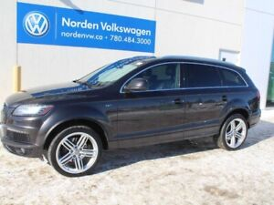 2013 Audi Q7 3.0T SPORT QUATTRO AWD - FULLY LOADED LEATHER / SU