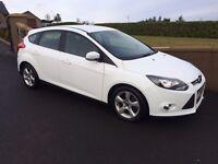 Ford Focus 1.6 TDCI Zetec Nav ** Finance Available **