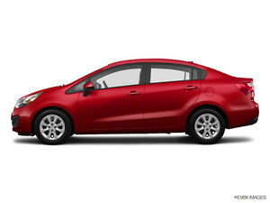 2015 Kia Rio LX+ Sedan - Lease Transfer
