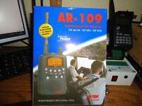 AR-109 radio scanner