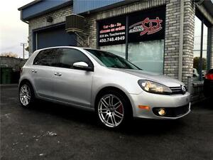 2010 Volkswagen Golf TDI HIGHLINE **MANUAL** HATCHBACK