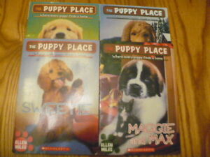 Lot of Puppy Place Novels