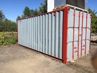 Container maritime 20 piels