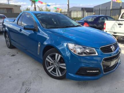 2013 Holden Ute Ute Williamstown North Hobsons Bay Area Preview