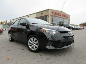 2016 Toyota Corolla LE, A/C, HTD. SEATS, BT, JUST 22K!