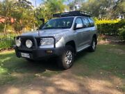 2009 Toyota Landcruiser VDJ200R GXL Silver 6 Speed Sports Automatic Wagon Capalaba Brisbane South East Preview