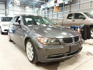 2008 BMW 3 Series 335xi-300HP-AWD-SUNROOF-LEATHER-LOADED
