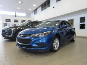 2017 Chevrolet Cruze LT. Text 780-205-4934 for more information!