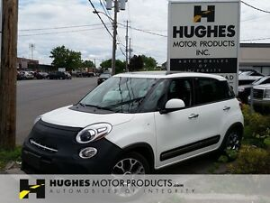 2014 Fiat 500L Trekking|Low Mileage|Panoramic Roof|Heated Seats