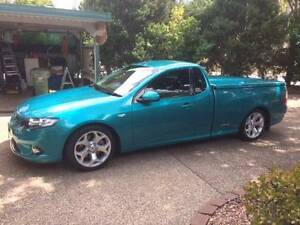 2009 Ford Falcon XR6 Turbo Ute Crestmead Logan Area Preview