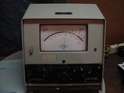 Radiometer Phm 26 With Manuals  115v