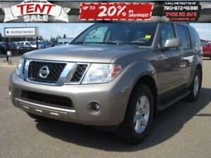 2008 Nissan Pathfinder SE. Text 780-205-4934 for more informatio