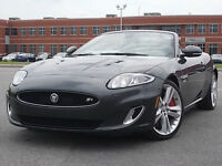 2012 Jaguar XKR CONVERTIBLE-SUPERCHARGED-NAVIGATION