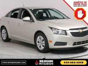 2014 Chevrolet Cruze LT Auto A/C Demarreur Bluetooth Cruise MP3/