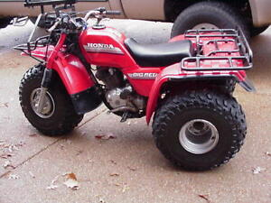 Looking for a Honda three wheeler (ATC)