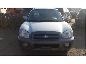2005 SANTA FE EXCELENT CONDITION AUTO ETESTED SAFETY