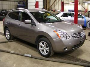 2010 Nissan Rogue SL  Great Fuel Economy