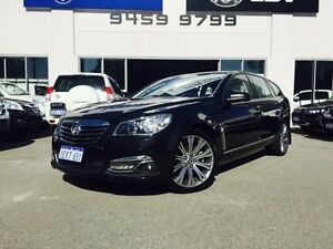 2014 Holden Calais VF V Black 6 Speed Automatic Sportswagon Beckenham Gosnells Area Preview