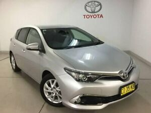 2016 Toyota Corolla ZRE182R Ascent Sport S-CVT Silver 7 Speed Constant Variable Hatchback Chatswood Willoughby Area Preview