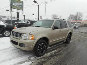 FORD EXPLORER LIMITED 4X4 2005 *VISA*MASTER*CARD**ACCEPTÉ