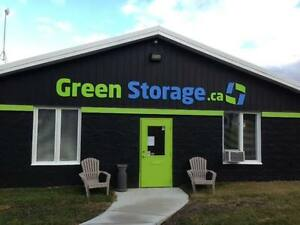Green Storage- Parking Available