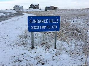SUNDANCE HILLS, NEAR MARKERVILLE - BUILD YOUR DREAM HOME!!