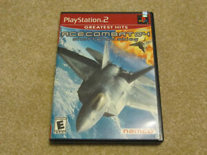 PS2 Game – Ace Combat 04 (Almost New)