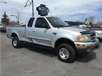 Ford F-150 Series Supercab 4WD 2000