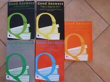 School Textbooks Yr 11 and 12 Scarborough Stirling Area Preview