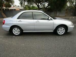 2004 Subaru Impreza MY04 GX (AWD) 5 Speed Manual Sedan Clearview Port Adelaide Area Preview
