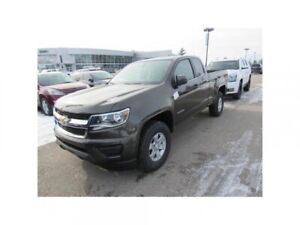2018 Chevrolet Colorado WT 4x4