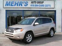2007 Toyota RAV4 Limited 4WD Loaded Sunroof No Accident City of Toronto Toronto (GTA) Preview