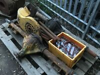 Thwaites Dumper Axles & Spare Parts