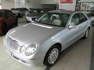 2003 Mercedes-Benz E270 CDI W211 Elegance Silver 5 Speed Sports Automatic Sedan Albion Brisbane North East Preview