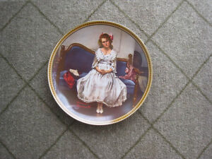 Collector Plate – Waiting At the Dance