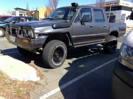 1994 Toyota Hilux City North Canberra Preview