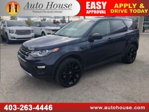 2015 LAND ROVER DISCOVERY SPORT HSE LUXURY NAVIGATION CAMERA